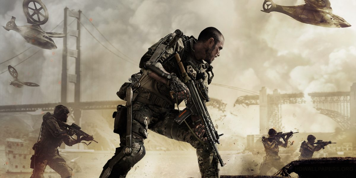 PGW14 – Call of Duty : Advanced Warfare