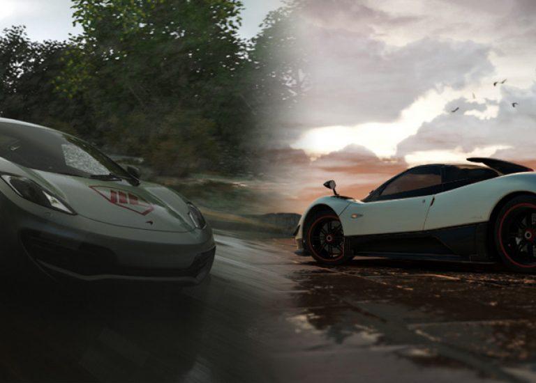 PGW14 – Forza Horizon 2 vs Drive Club, la course est lancée
