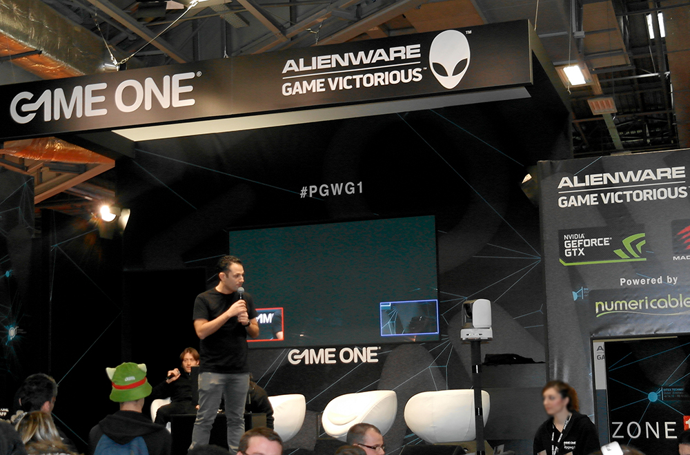 Rencontre gamer gameuse