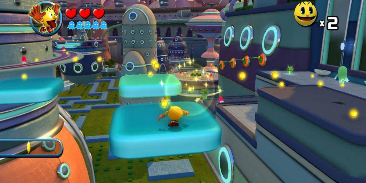 Pac Man et les aventures de fantômes