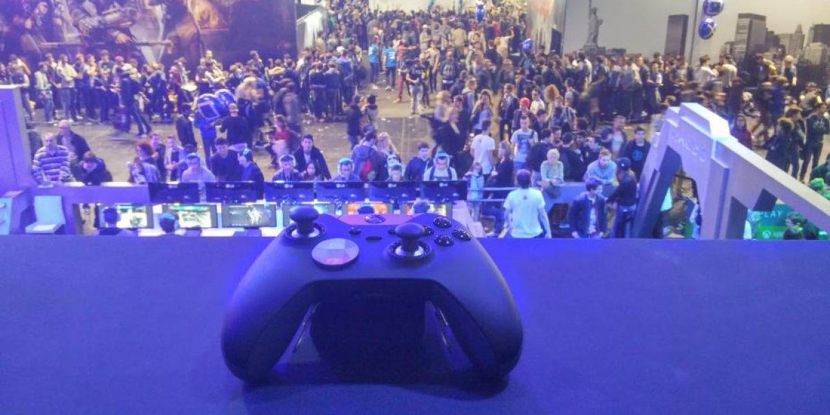 PGW2015 – Visite du stand Xbox