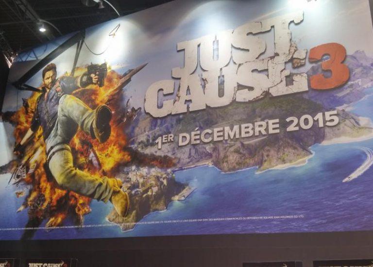 PGW2015 : le stand Square Enix
