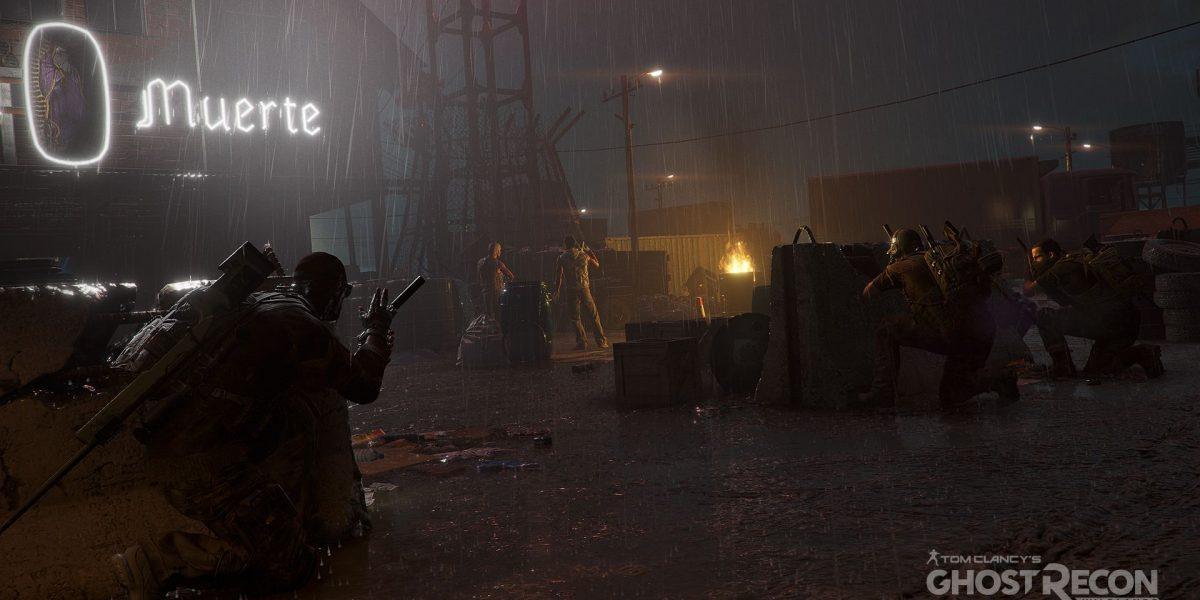 Preview : Ghost Recon Wildlands