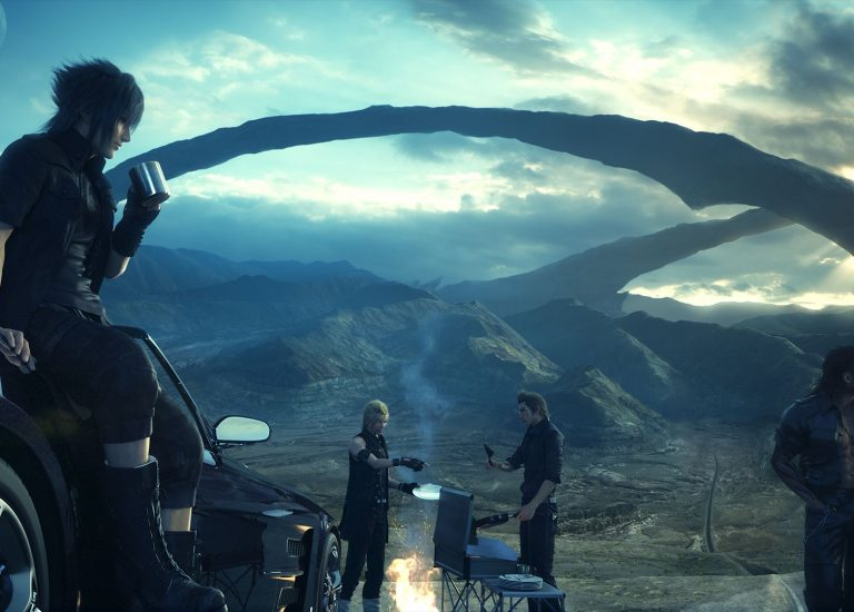 Preview : Final Fantasy XV