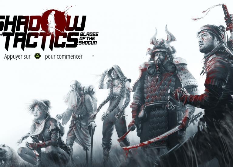 Shadow Tactics : Blades of the Shogun by Cad