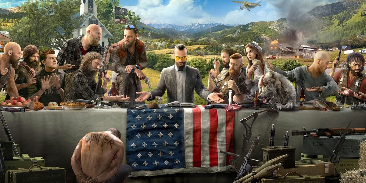 Test accessibilité de Far Cry 5
