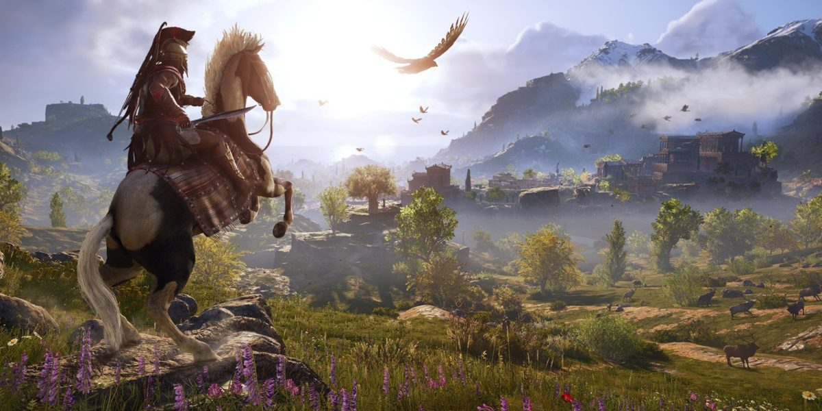 Assassin's Creed Odyssey : notre test accessibilité