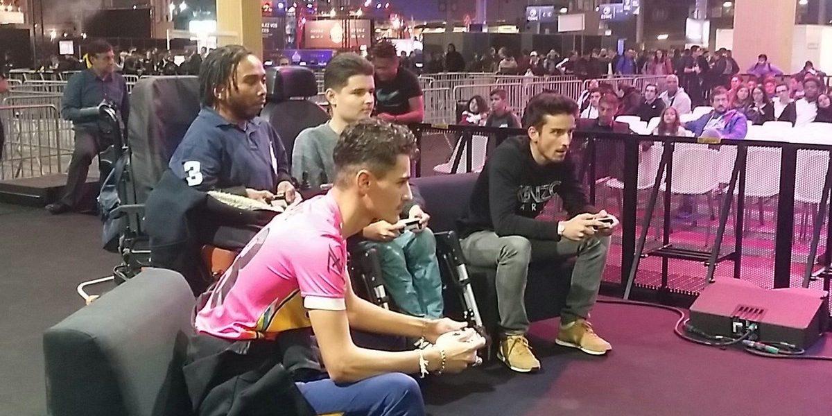 Inclusion par le jeu vidéo ? Un premier pas