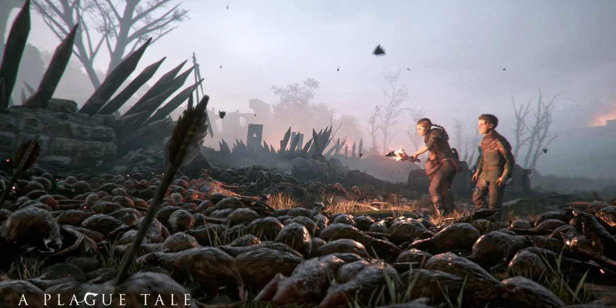 Plague Tale – Test d'accessibilité